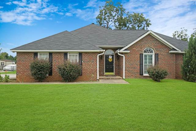 120 Hawkstead Drive, Leesburg, GA 31763 (MLS #145875) :: Crowning Point Properties