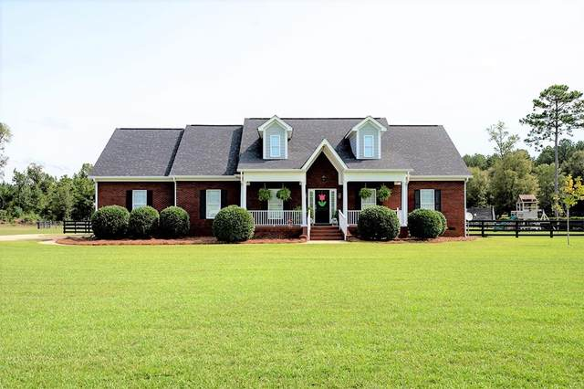1428 State Hwy 32W, Leesburg, GA 31763 (MLS #145948) :: Crowning Point Properties