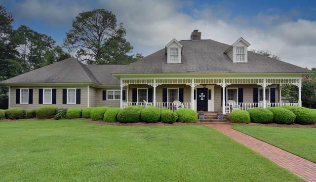 2111 Chapman Drive, Albany, GA 31707 (MLS #146002) :: Crowning Point Properties