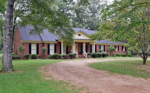 2407 Hermitage Road, Albany, GA 31721 (MLS #146010) :: Crowning Point Properties