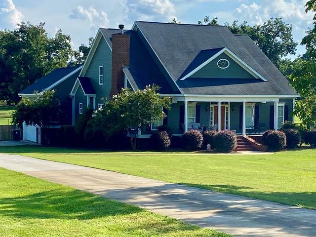 381 Hickory Grove Road, Leesburg, GA 31763 (MLS #146014) :: Crowning Point Properties