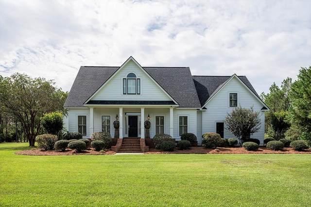 899 State Hwy 32W, Leesburg, GA 31763 (MLS #146033) :: Crowning Point Properties