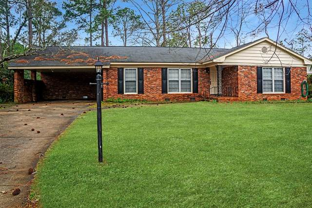 2103 Lullwater Road, Albany, GA 31707 (MLS #146047) :: Crowning Point Properties