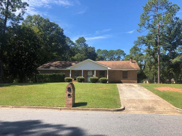 1307 Firestone Drive, Albany, GA 31707 (MLS #146154) :: Crowning Point Properties