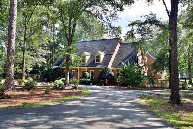3602 Old Dawson Road, Albany, GA 31721 (MLS #146202) :: Crowning Point Properties