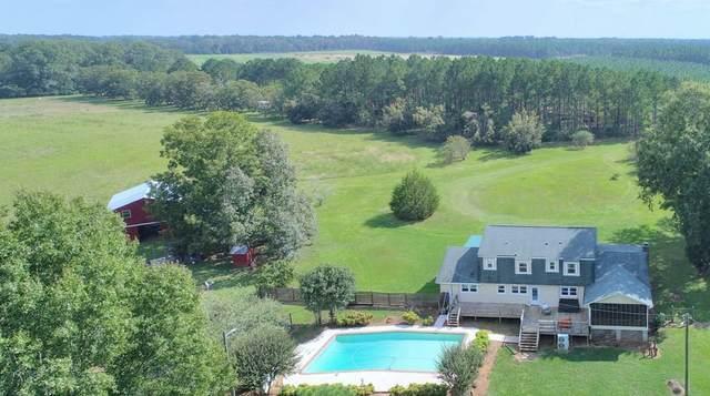 312 State Hwy 377, Leesburg, GA 31763 (MLS #146204) :: Crowning Point Properties