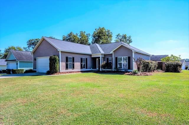 170 Hedgerow Drive, Leesburg, GA 31763 (MLS #146213) :: Hometown Realty of Southwest GA