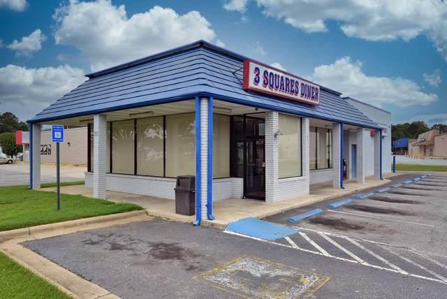303 Oakridge Drive, Albany, GA 31705 (MLS #146255) :: Hometown Realty of Southwest GA