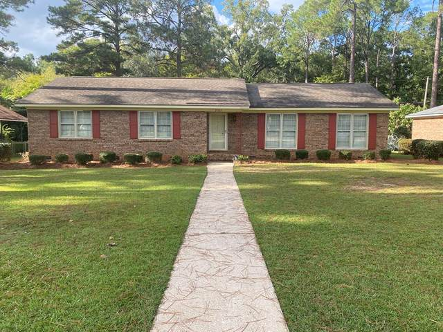 2707 Westgate Dr, Albany, GA 31707 (MLS #146262) :: Hometown Realty of Southwest GA