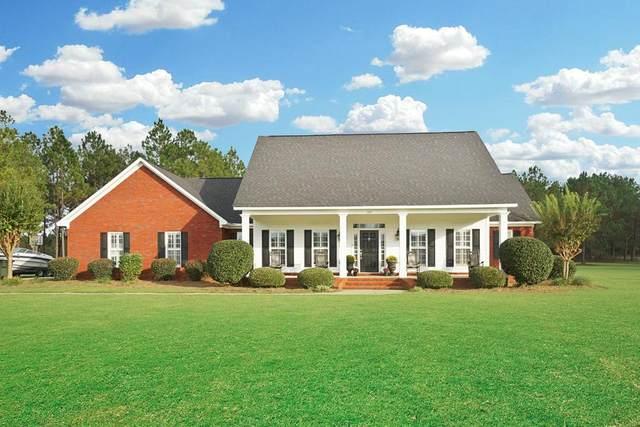 142 Plantation Drive, Leesburg, GA 31763 (MLS #146274) :: Crowning Point Properties
