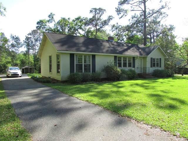 2526 N Woodlawn Drive, Blakely, GA 39823 (MLS #146382) :: Hometown Realty of Southwest GA