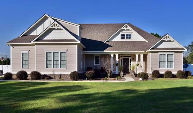 106 Creekridge Drive, Leesburg, GA 31763 (MLS #146404) :: Crowning Point Properties