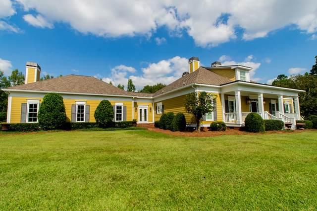 201 Hank Drive, Leesburg, GA 31763 (MLS #146649) :: Hometown Realty of Southwest GA
