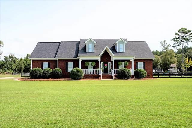 1428 State Hwy 32W, Leesburg, GA 31763 (MLS #146662) :: Hometown Realty of Southwest GA