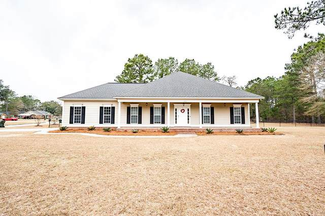 125 Hartsfield Drive, Leesburg, GA 31763 (MLS #146675) :: Crowning Point Properties