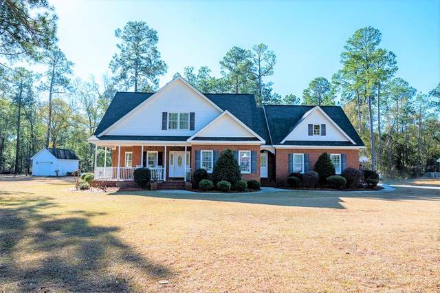 283 Leland Ferrell Drive, Leesburg, GA 31763 (MLS #146694) :: Crowning Point Properties