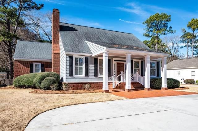 2105 Cumberland Lane, Albany, GA 31721 (MLS #146701) :: Hometown Realty of Southwest GA