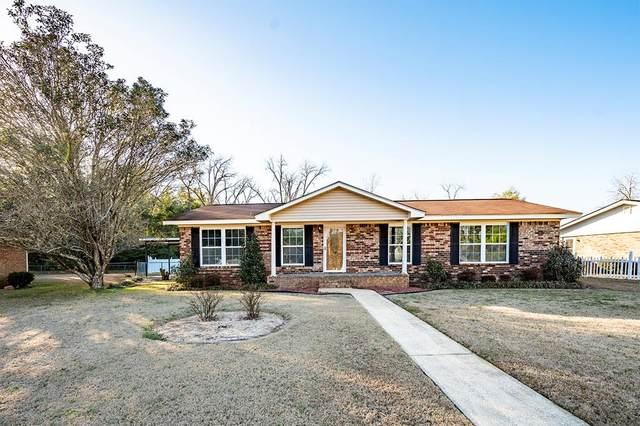 1117 Duke Lane, Albany, GA 31707 (MLS #146724) :: Crowning Point Properties