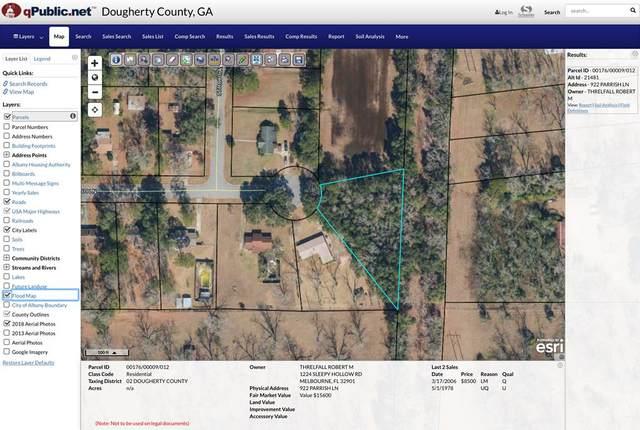 922 Parrish Lane, Albany, GA 31705 (MLS #146796) :: Crowning Point Properties