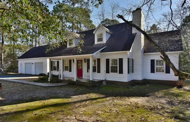 111 Ferrell Ct, Leesburg, GA 31763 (MLS #146839) :: Hometown Realty of Southwest GA