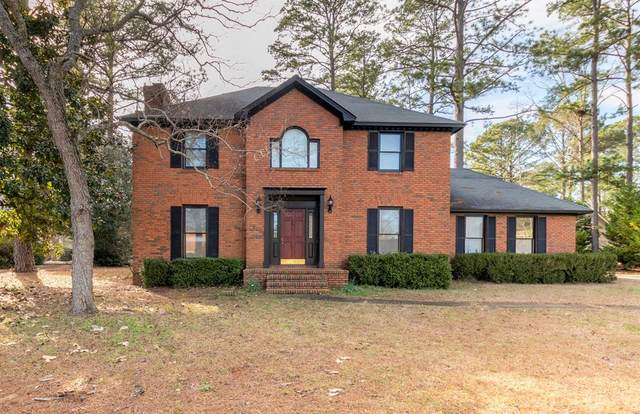 2827 Dunaway Drive, Albany, GA 31721 (MLS #146983) :: Crowning Point Properties