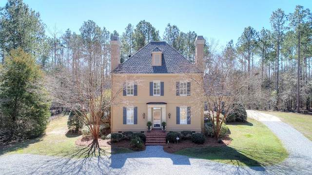 4812 Coachlight Court, Albany, GA 31721 (MLS #146985) :: Crowning Point Properties