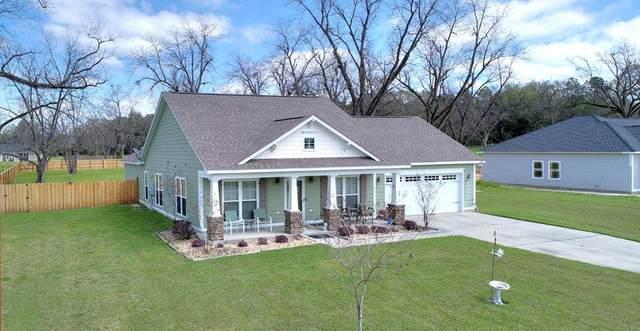312 Buck Run Drive, Leesburg, GA 31763 (MLS #147192) :: Crowning Point Properties