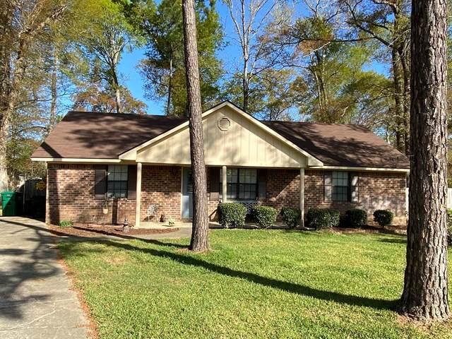 603 Arrowhead Ln, Albany, GA 31721 (MLS #147194) :: Hometown Realty of Southwest GA