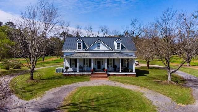 9585 Old Ga Hwy 3, Baconton, GA 31716 (MLS #147259) :: Crowning Point Properties