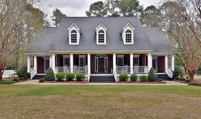 5917 Old Dawson Road, Albany, GA 31721 (MLS #147308) :: Crowning Point Properties
