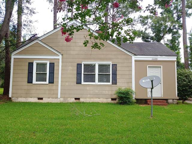 1105 Eleventh Ave, Albany, GA 31707 (MLS #147319) :: Crowning Point Properties