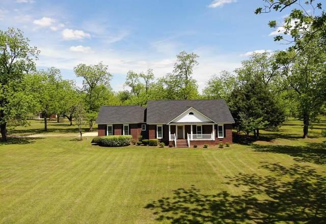244 Crotwell Road, Leesburg, GA 31763 (MLS #147467) :: Crowning Point Properties