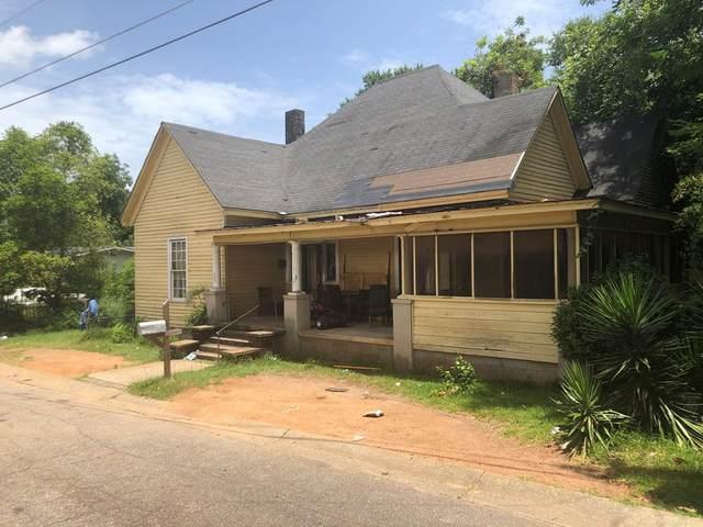 218 Anderson St, Dawson, GA 39842 (MLS #147493) :: Crowning Point Properties