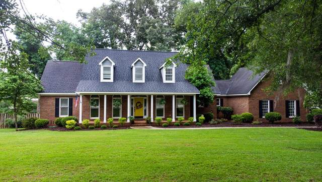 455 Fussell Road, Leesburg, GA 31763 (MLS #147571) :: Hometown Realty of Southwest GA