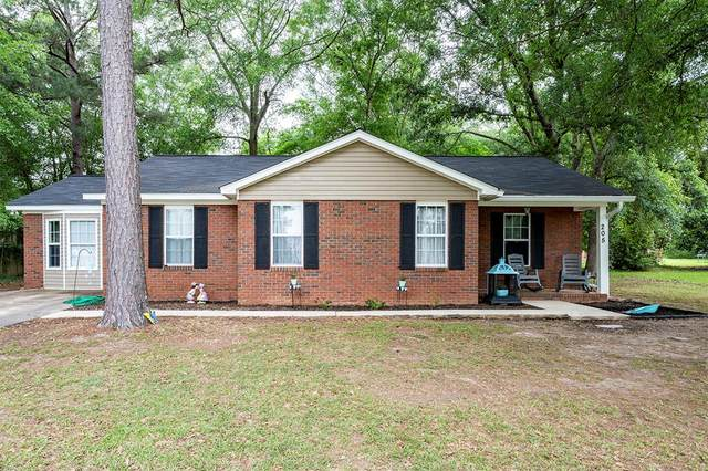 205 Groover Street, Leesburg, GA 31763 (MLS #147578) :: Hometown Realty of Southwest GA