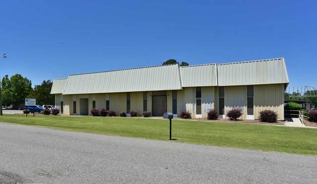 110 Norman Dorminy Drive, Fitzgerald, GA 31750 (MLS #147624) :: Virtual Realty Team LLC