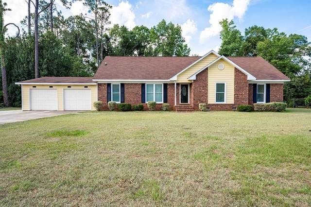 530 Iveys Scenic Drive, Albany, GA 31721 (MLS #147725) :: Crowning Point Properties