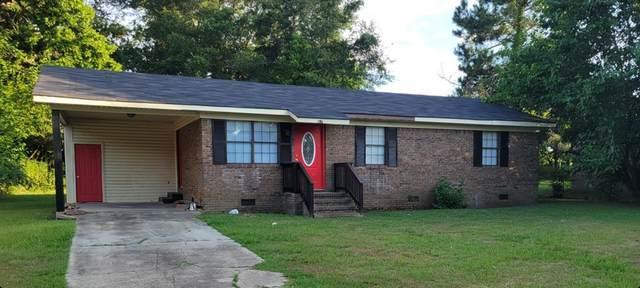 167 Upson St, Pelham, GA 31779 (MLS #147763) :: Crowning Point Properties