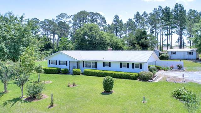 132 Silver Lake Circle, Sylvester, GA 31791 (MLS #147784) :: Crowning Point Properties