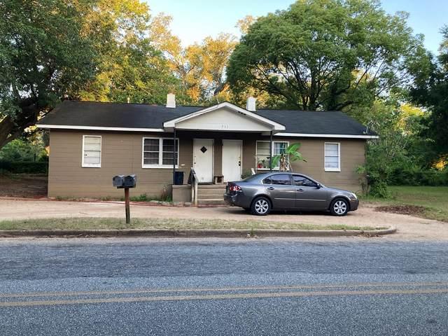 713 S Davis, Albany, GA 31701 (MLS #147832) :: Crowning Point Properties