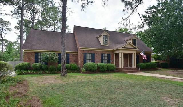 1905 N Hilltop Drive, Albany, GA 31707 (MLS #147835) :: Crowning Point Properties