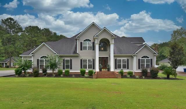 423 Wiregrass Way, Leesburg, GA 31721 (MLS #147849) :: Crowning Point Properties