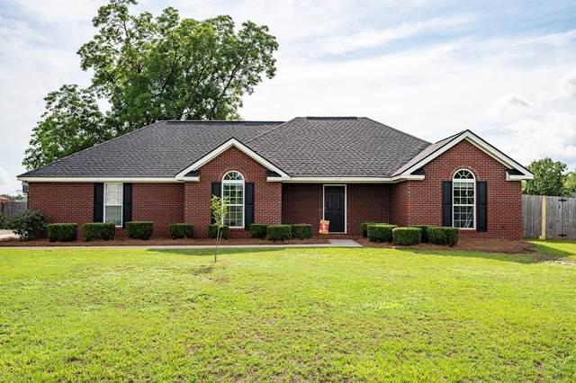 227 Ambleside Drive, Leesburg, GA 31763 (MLS #147861) :: Hometown Realty of Southwest GA