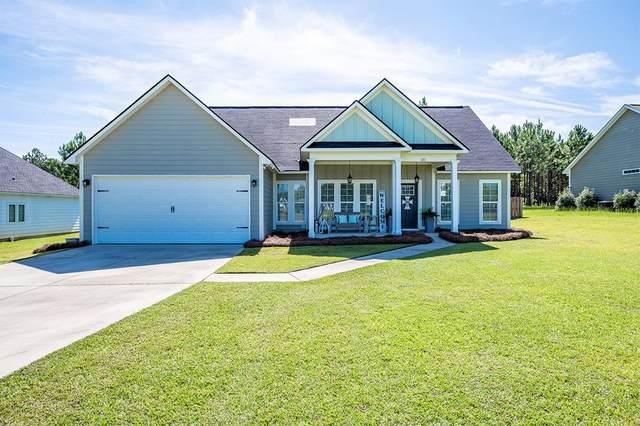 121 White Oak Dr, Leesburg, GA 31763 (MLS #147997) :: Crowning Point Properties