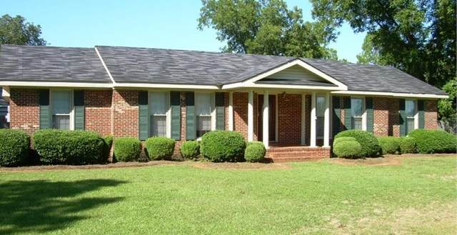 2901 Old Dawson Road, Albany, GA 31721 (MLS #148063) :: Crowning Point Properties