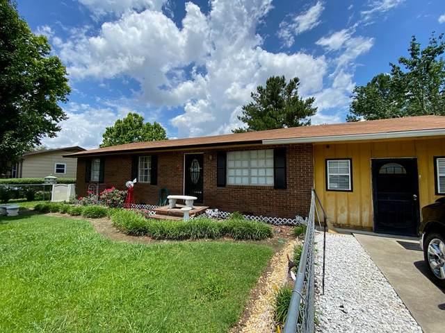 205 E Pine St, Sylvester, GA 31791 (MLS #148091) :: Hometown Realty of Southwest GA