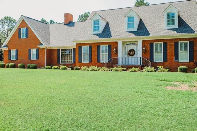 451 Lakewood Drive, Blakely, GA 39823 (MLS #148255) :: Crowning Point Properties