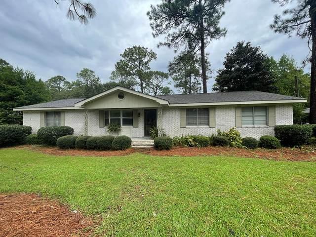 303 Eldridge St, Sylvester, GA 31791 (MLS #148391) :: Hometown Realty of Southwest GA
