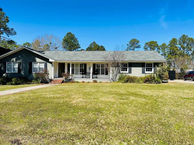 713 E 30th Ave, Cordele, GA 31015 (MLS #148498) :: Hometown Realty of Southwest GA