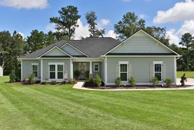 142 Hollister Drive, Leesburg, GA 31721 (MLS #148519) :: Hometown Realty of Southwest GA